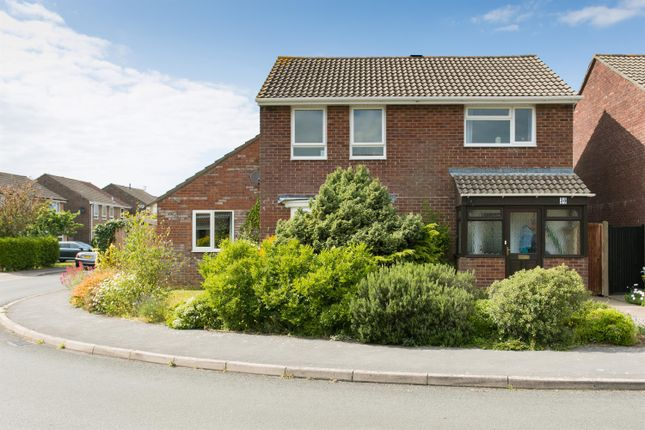 Thumbnail Detached house for sale in Ridge Close, Portishead, Bristol