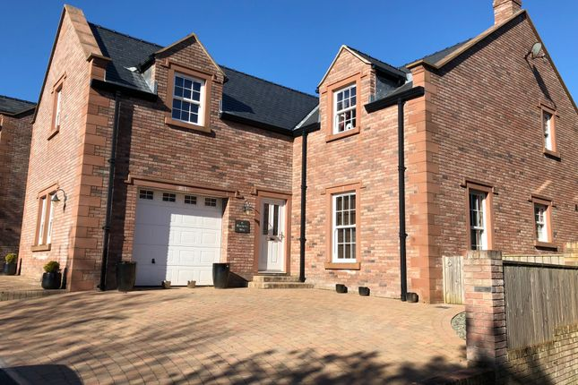 Thumbnail Detached house for sale in Mariners Way, Hensingham, Whitehaven, Cumbria
