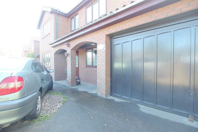 Thumbnail Detached house to rent in Scawby Road, Scawby Brook, Brigg