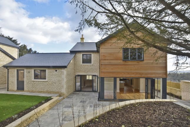 Thumbnail Detached house for sale in 3 Timbrell View, Budbury Close, Bradford On Avon, Wiltshire