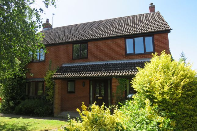 Thumbnail Detached house for sale in Thomas Walls Close, Grundisburgh, Woodbridge