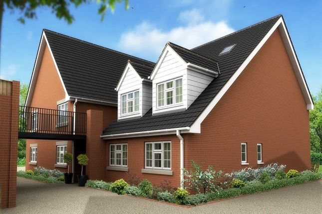 Thumbnail Flat for sale in Beacon Hill, Maldon