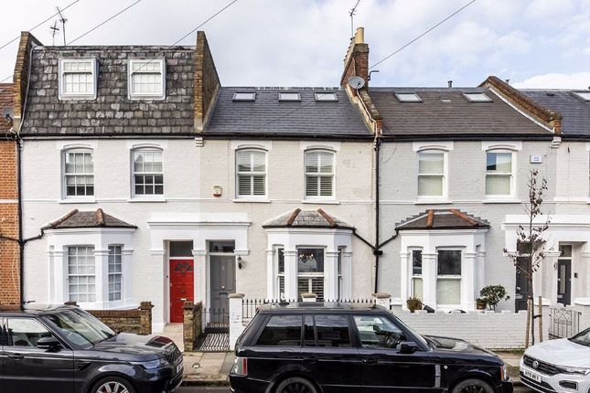 Thumbnail Property for sale in Rosaline Road, London