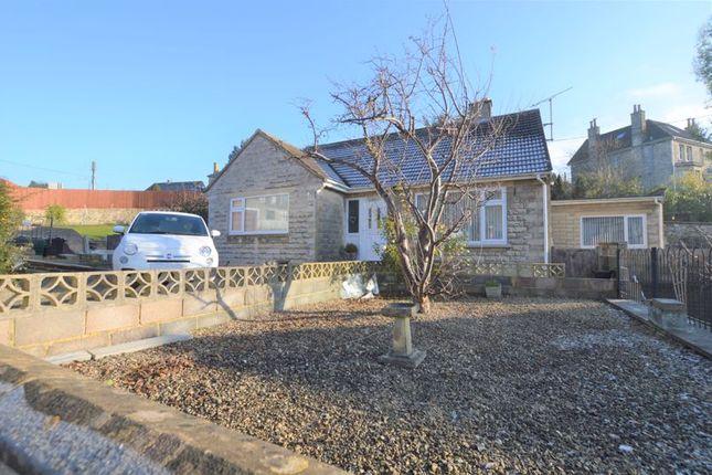 Thumbnail Detached bungalow for sale in Fosseway, Clandown, Radstock