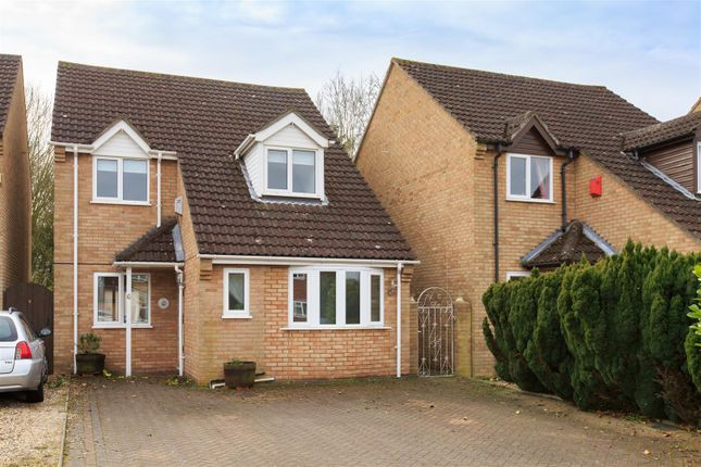 Thumbnail Detached house for sale in Hotson Close, Long Stratton, Norwich