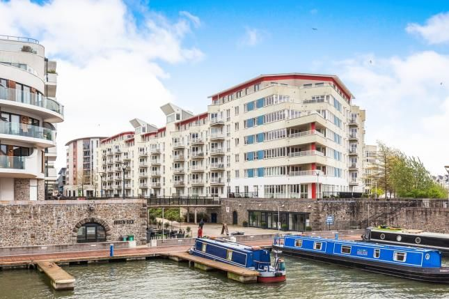 Thumbnail Flat for sale in The Crescent, Hannover Quay, Bristol