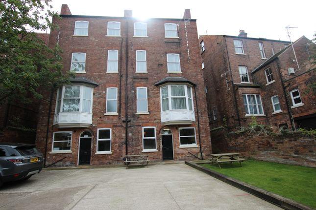 Semi-detached house to rent in Waterloo Crescent, The Arboretum, Nottingham
