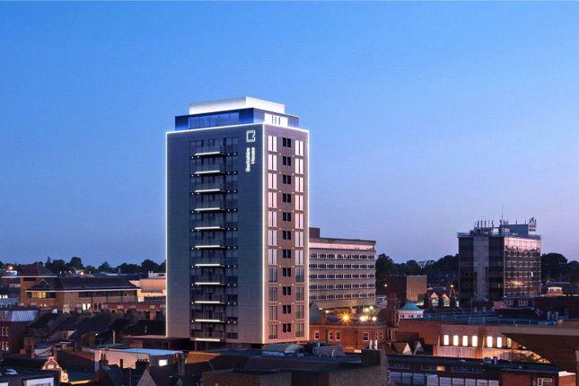 1 bed flat to rent in Queen Street, Maidenhead, Berkshire SL6