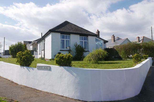 3 bed detached bungalow for sale in Agar Road, Newquay TR7