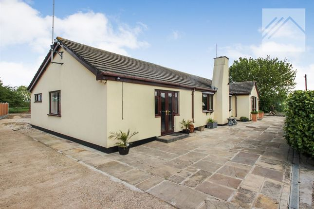 Thumbnail Bungalow for sale in The Dell, Madrid Avenue, Rayleigh