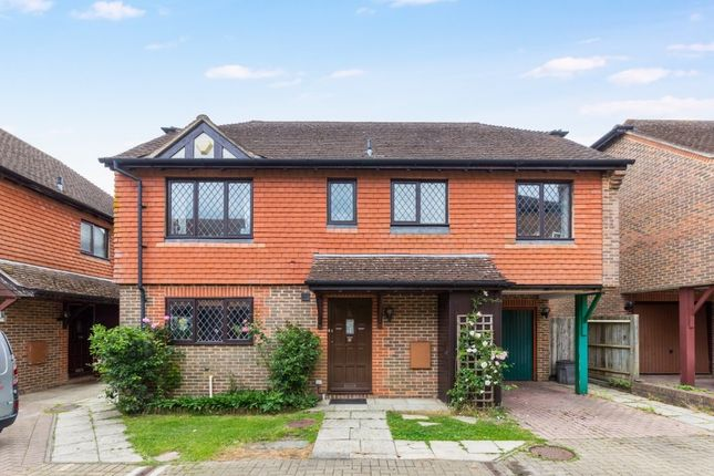 Thumbnail Detached house for sale in Swan Close, South Chailey, East Sussex