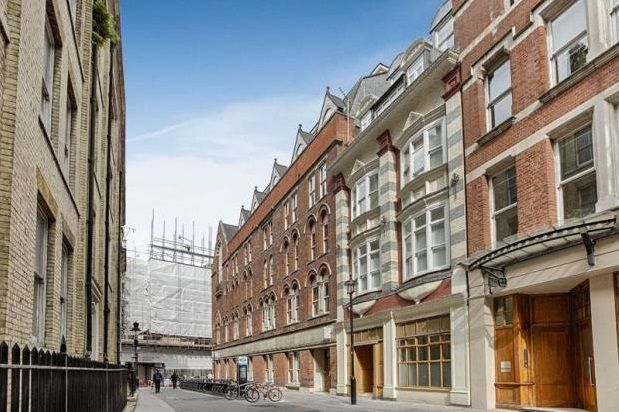 Thumbnail Property to rent in Bream's Buildings, London
