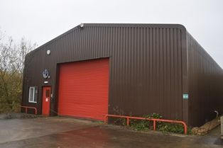 Thumbnail Light industrial for sale in Blacknest Industrial Estate, Blacknest, Alton