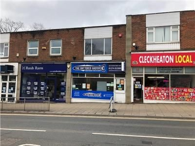 Thumbnail Retail premises to let in 18, Central Parade, Cleckheaton, West Yorkshire