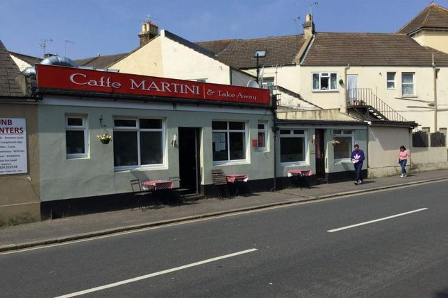 Thumbnail Restaurant/cafe for sale in Terminus Road, Bexhill-On-Sea