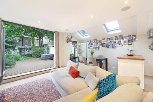 Thumbnail Flat for sale in Killyon Road, London