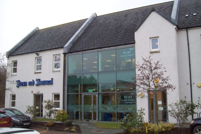 Thumbnail Office to let in Hazel House, Stoneyfield Business Park, Inverness