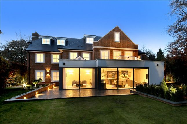 Thumbnail Detached house for sale in Urkes Road, Beaconsfield