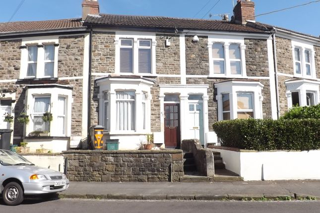 Thumbnail Terraced house to rent in Langton Court Road, Brislington