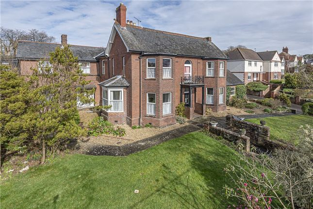 Thumbnail Detached house for sale in Crewkerne Road, Chard, Somerset