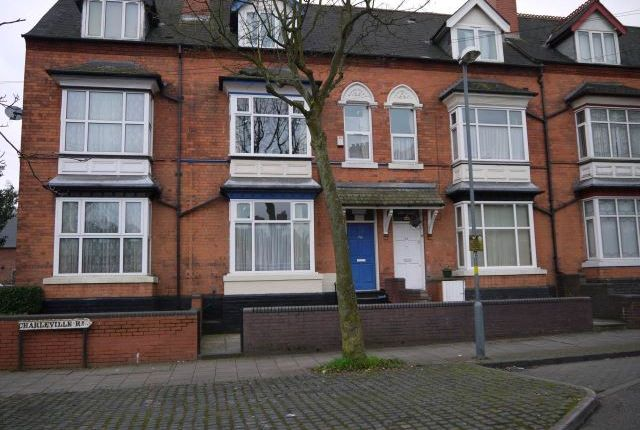 Thumbnail Shared accommodation to rent in Charleville Rd, Birmingham
