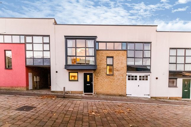 Thumbnail Terraced house for sale in Stonechat Mews, Greenhithe, Kent