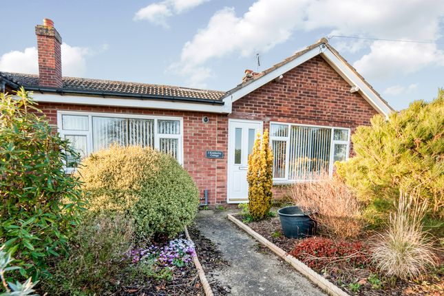 Thumbnail Terraced bungalow for sale in Upper Rose Lane, Palgrave, Diss