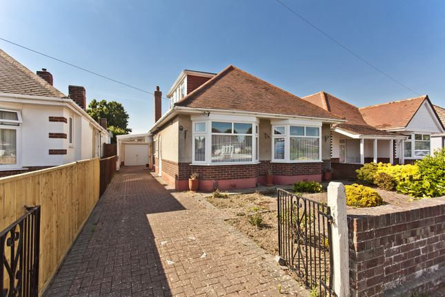 Thumbnail Detached bungalow for sale in Cranleigh Gardens, Bournemouth, Dorset