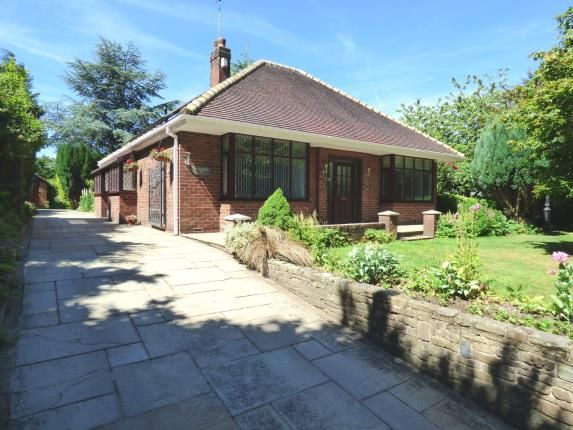 Thumbnail Bungalow for sale in Cromwell Road, Ribbleton, Preston, Lancashire