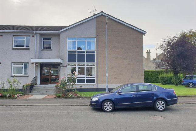 Thumbnail 2 bed flat to rent in Kennedy Court, Braidholm Crescent, Glasgow