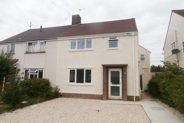 Thumbnail Semi-detached house to rent in Drayton, Oxfordshire