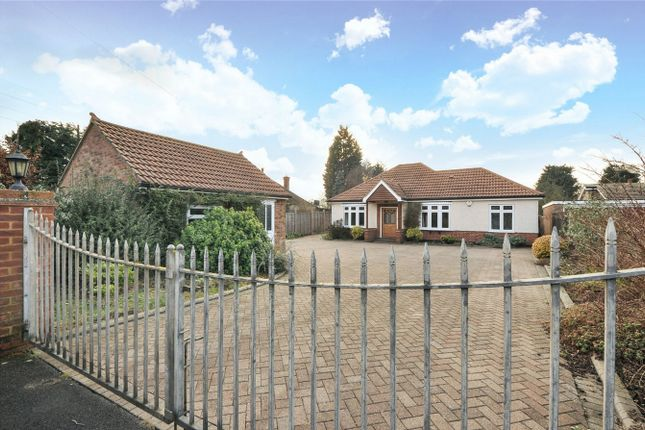 Thumbnail Detached bungalow for sale in Box End Road, Kempston, Bedford
