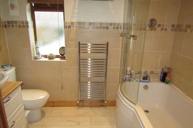 Bathroom of Nottingham Road, Newthorpe, Nottingham NG16