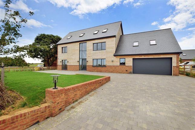 Thumbnail Detached house for sale in Hammill Brickworks, Sandwich, Kent