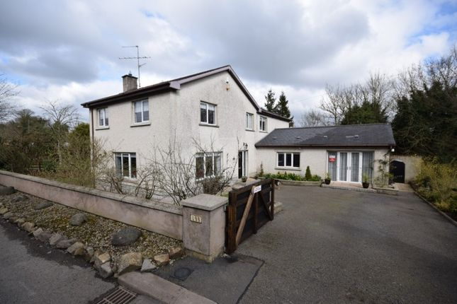 Thumbnail Detached house for sale in Junction Road, Irvinestown, Enniskillen