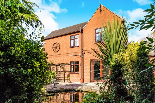 Thumbnail Semi-detached house for sale in Grove Mews, Eastwood, Nottingham