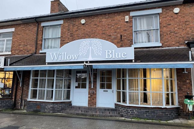 Thumbnail Retail premises to let in Wistaston Road Business Centre, Wistaston Road, Crewe