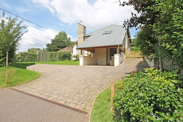 Detached house for sale in Ebford Lane, Ebford, Exeter