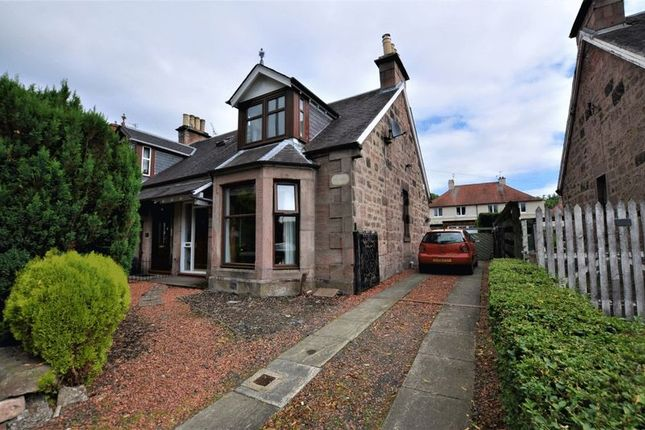Thumbnail Semi-detached house for sale in Tullibody Road, Alloa