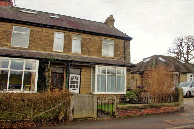 Thumbnail End terrace house for sale in Belmont Grove, Calcutt, Knaresborough
