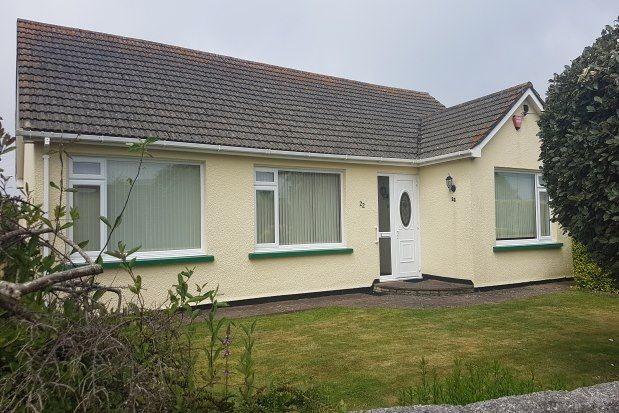 4 bed bungalow to rent in Lamanva Road, Redruth TR16