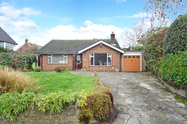 Thumbnail Detached bungalow for sale in Burdon Lane, Cheam, Sutton