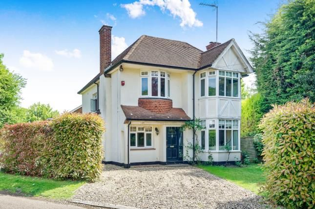 Thumbnail Detached house for sale in West Horsley, Leatherhead, Surrey