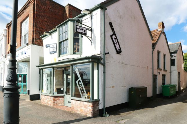 Thumbnail Restaurant/cafe to let in The Strand, Barnstaple