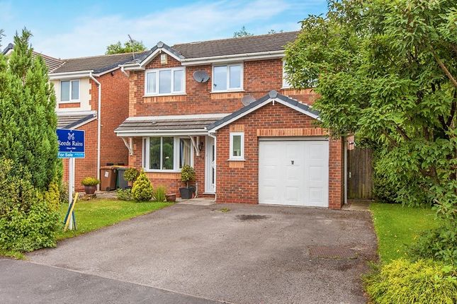 Thumbnail Detached house for sale in Cottam Green, Cottam, Preston