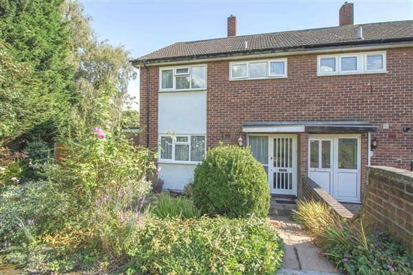 Thumbnail Semi-detached house for sale in Saffron Close, Hoddesdon