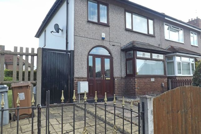 Semi-detached house for sale in Poulton Road, Wallasey, Merseyside