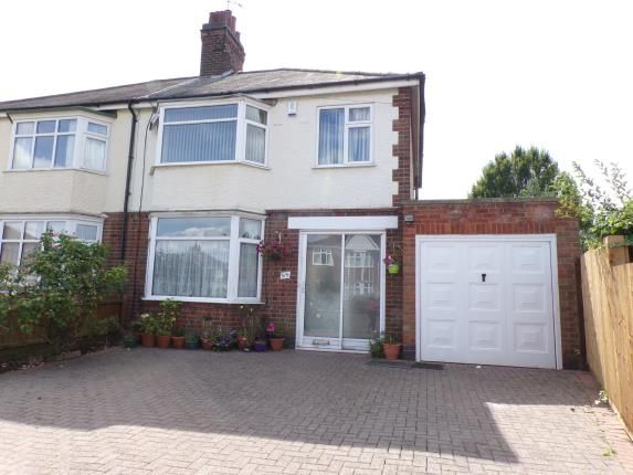Front of Meredith Road, Rowley Fields, Leicester, Leicestershire LE3