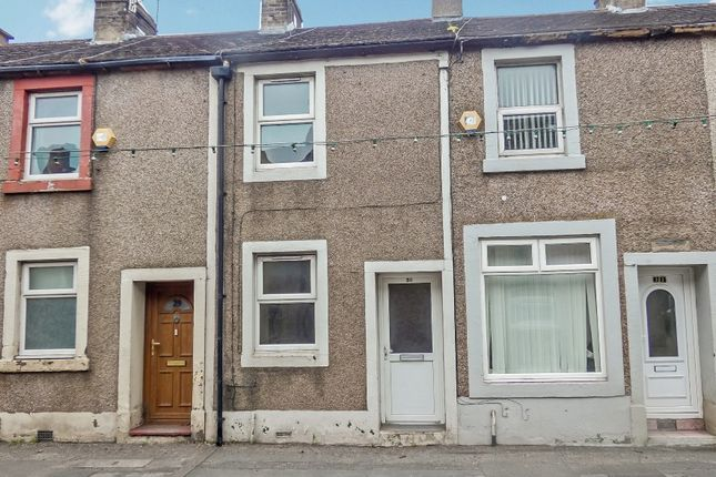 2 bed terraced house for sale in 30 Main Street, Cleator, Cumbria CA23