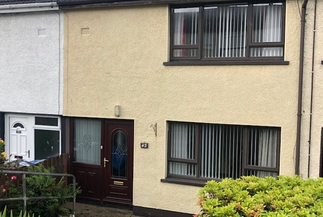 Thumbnail Terraced house for sale in 42 Barcroft Park, Newry